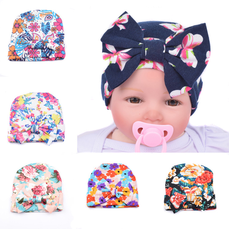 Mother & Kids 0-6m Fashion Baby Hat Spring New Unisex Baby Boy Girl Kids Toddler Infant Colorful Cotton Soft Cute Hats Cap Beanie Accessories