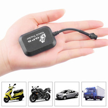 Electric Tracker Car Motorcycle GPS Tracker SMS Network Trunk Tracking System Locator Device Google Link Real Time GPRS Tracker