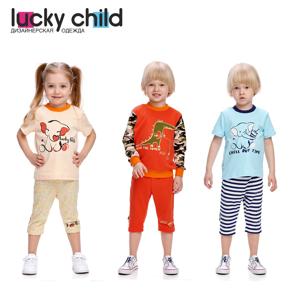 Shorts Lucky Child for boys and girls L1-34 Kids Baby clothing Pants Children clothes 2018 kids clothes children boys summer hip hop clothing sets baby cotton costume tracksuit disfraz infantil toddler tees pants