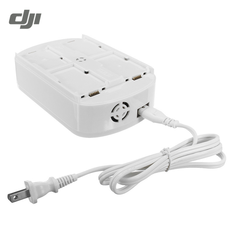 DJI Spark 7 In 1 Updated Lipo Battery Intelligent Charger Charging Hub Explosion-proof Bag For RC Camera Drone FPV Parts