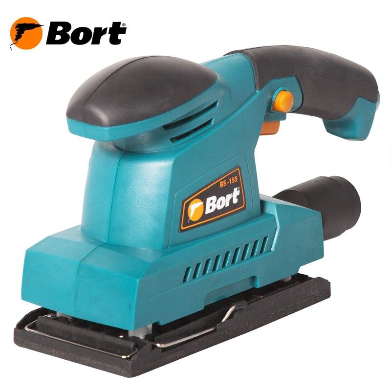 Vibration grinding machine BORT BS-155 цена