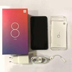 "[Wersja globalna] Xiaomi Mi 8 Lite Smartphone 6,26 ""(RAM 4GB + ROM 64GB, Dual SIM, Front Camera 24 MP) 4"