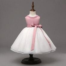 Платье для крестин для новорожденных, платье для первого и второго дня рождения, праздничная одежда для девочек, платье для крестин, одежда ...