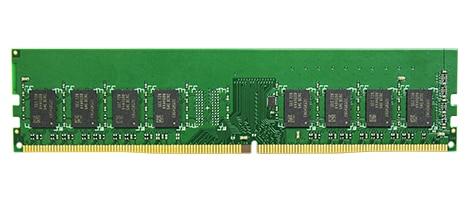 Synology D4N2133-4G, 4 GB, 1x4 GB, DDR4, 2133 MHz, 288-pin DIMM, Vert