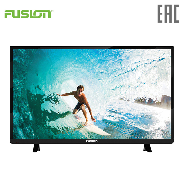 "Телевизор 28"" Fusion FLTV-30B100 HD"