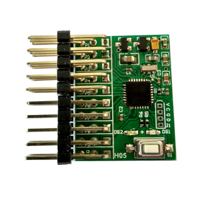 16CH S BUS S BUS2 PPM PWM Converter S2PW For RC Drone FPV Racing Multi  Rotor Models Spare Part Accessories