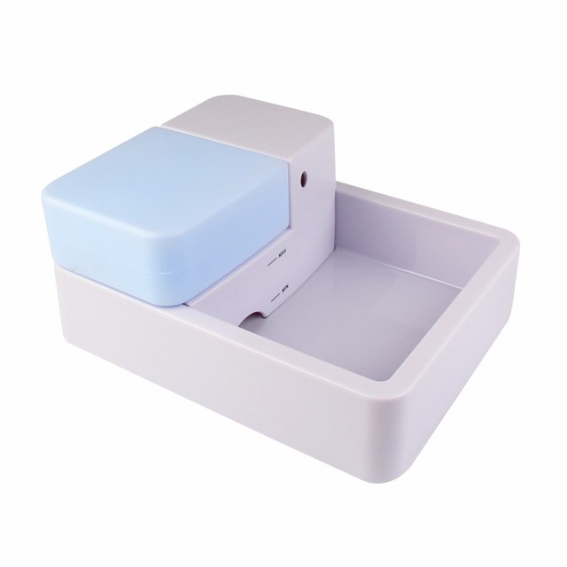 1.8L Led Automatic Cat Dog Kitten Water Drinking Fountain Pet Bowl Drink Dish Filter Pet Water Fountain Support Drop shipping 3