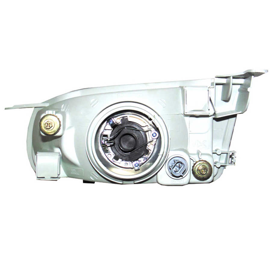 small resolution of  headlight right fits toyota corolla e11 1995 1996 1997 headlamp right black crystal