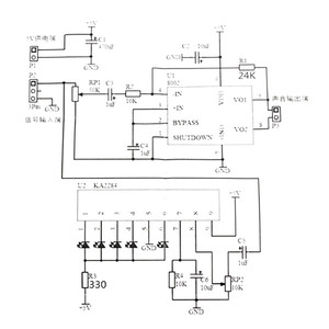 Image 5 - 新しいスタイリッシュなミニ個性diy透明ミニアンプスピーカーキット65 × 65 × 70ミリメートル3ワットあたりチャンネル