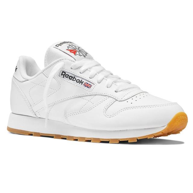 99a15195f02 Sneakers 49799 Zapatillas Reebok Classic Leather Blanco Hombre en ...