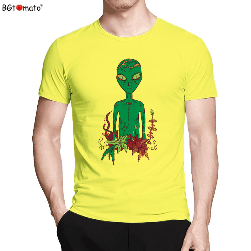 BGtomato T shirt Cartoon Avatar 3d printed t-shirts 2017 new style funny t shirts Hot sale popular style tee shirt homme
