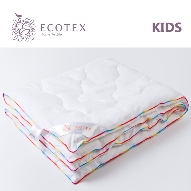 Baby blanket Cotton collection Premium. Production company Ecotex(Russia). blanket classic sheep production company ecotex russia