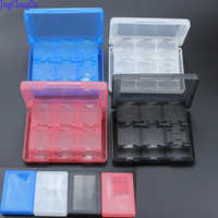 JCD 12 ピース/ロット Oem の高品質部品メモリカードケース 1 カードボックスで 28 3DS /3DS LL/3DS XL