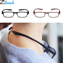 Zilead Comfy Ultralight Halter Reading Glasses Hanging Stretch Women&Me