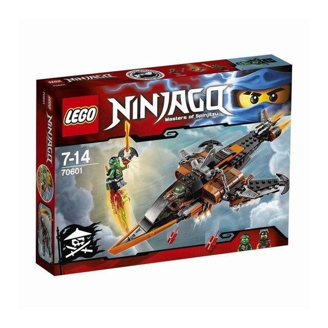Конструктор LEGO NINJAGO Небесная акула 70601-L