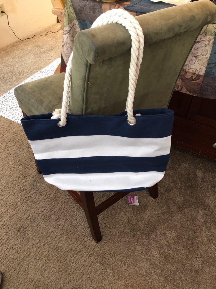 High Quality Canvas Tote Bag Fashion Women's Handbags Casual Shoulder Bags Environmental Protection Shopping Bag photo review