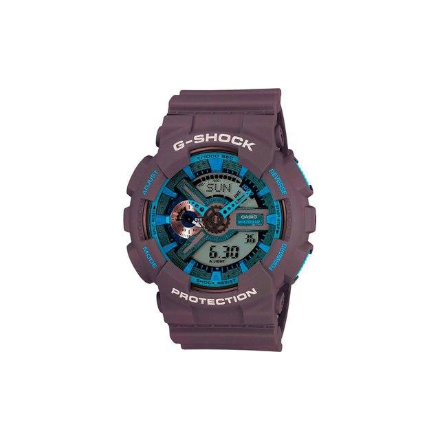 Наручные часы Casio GA-110TS-8A2 мужские кварцевые
