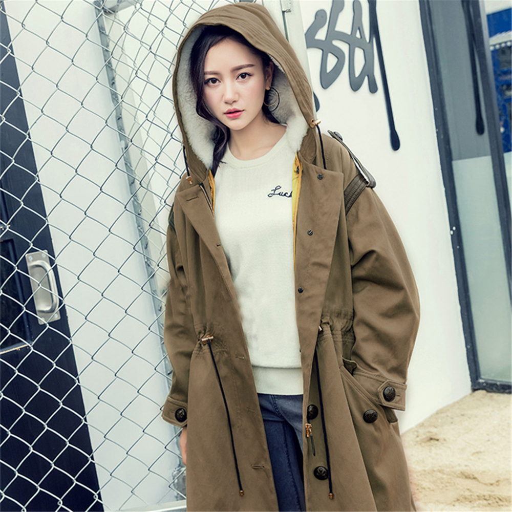 Buy Women Casual parkas picture trends