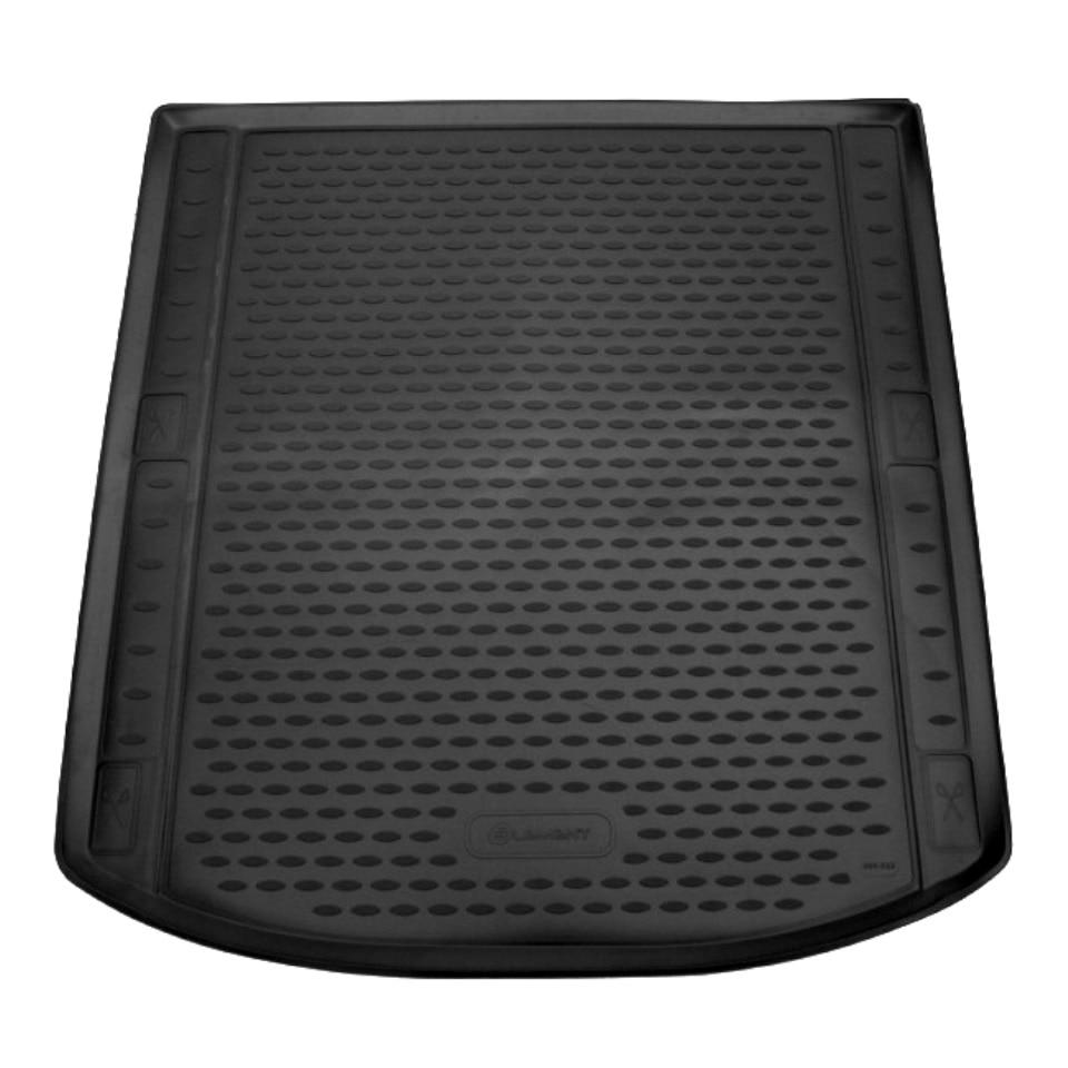 Car trunk mat for Audi A4 B9 SEDAN 2016-2019 Element ELEMENT0422B10 car trunk mat for daewoo nexia 1995 2016 element nlc1105b10