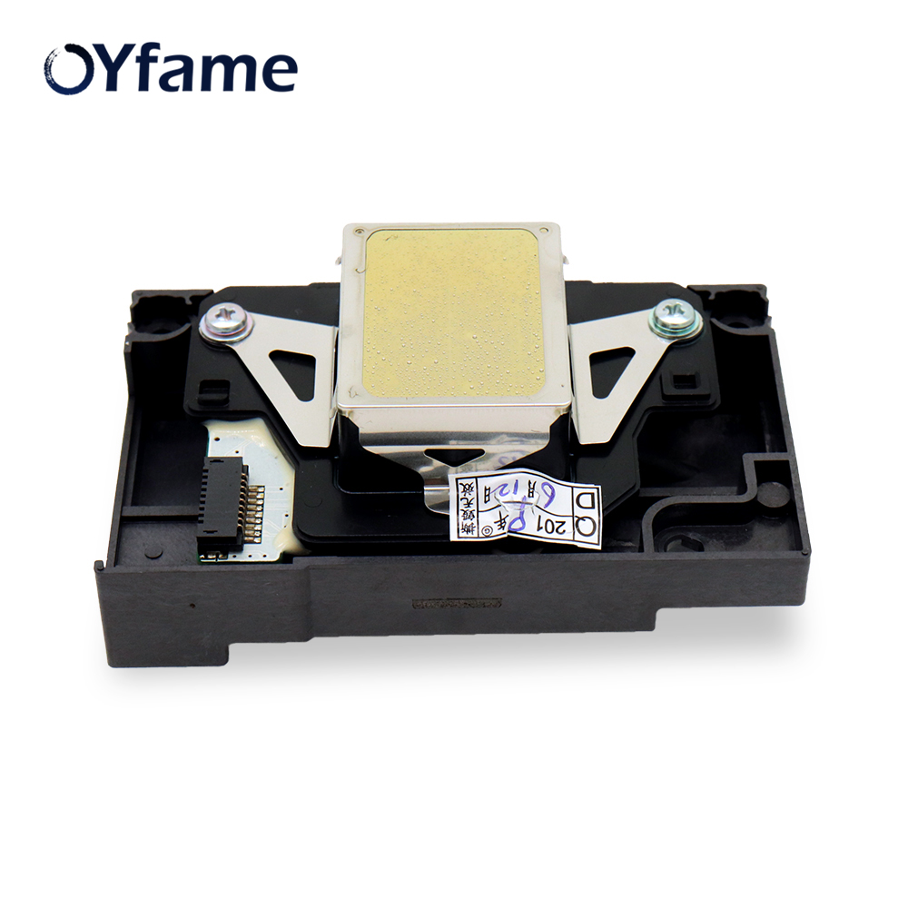 OYfame R1390 Printhead Original F173050 Print Head For Epson 1390 1400 1410 1430 R1390 R360 R265