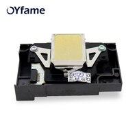 OYfame R1390 Printhead Original F173050 Print Head For Epson 1390 1400 1410 1430 R1390 R360 R265 R260 R270 R380 R390 Printer