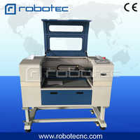 CO2 cortador láser de 6090 a 100 W máquina de grabado de corte por láser 600*900mm láser grabador con libre de 110 v/220 V interfaz USB