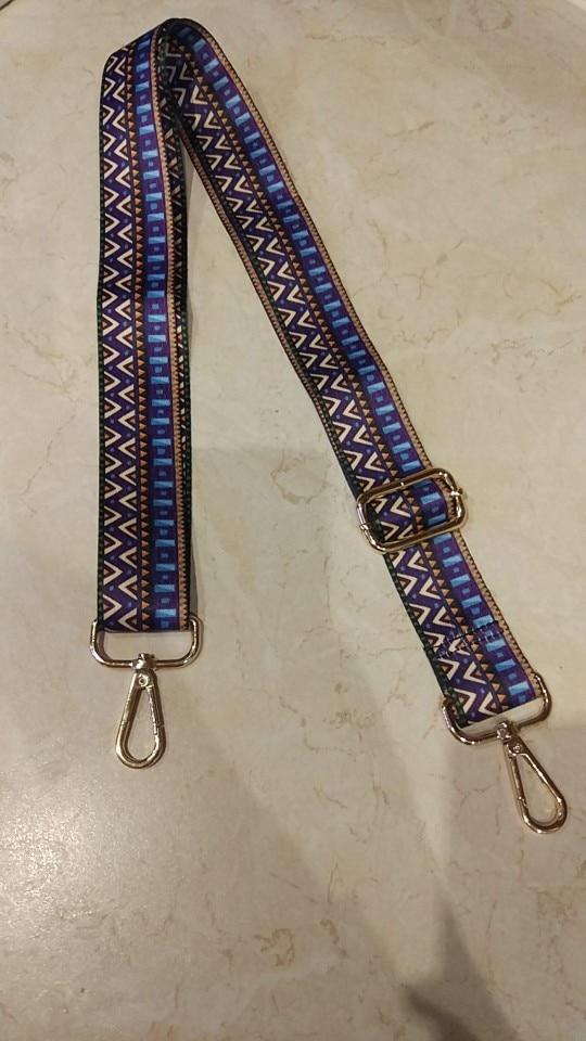 Luxe DIY handtas riem PU lederen diamanten Dames Crossbody Bag Riemen Vervangbare lange brede schouderbanden haak HOT photo review