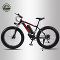 Amano La Libertà 24 velocità Mountain Bike Bicicletta Elettrica 36V 350W 10.4Ah 26X4.0 Veicolo Elettrico 48 Pagare motore da 500 Watt