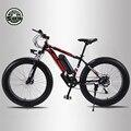 Amor libertad 24 velocidades bicicleta de montaña bicicleta eléctrica 36V 350W 10.4Ah 26X4,0 vehículo eléctrico 48 paga motor de 500 vatios