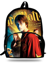 16-inch Mochila Harry Potter Backpack Teenagers Children School Bags For Boys Casual Daypack Harry Potter Bag children Girls main