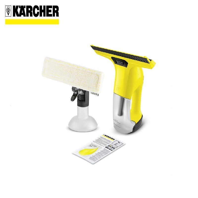 Wiper KARCHER WV 6 Plus Electric vacuum cleaner Washing window panes, mirrors, tiles Collects condensate drops