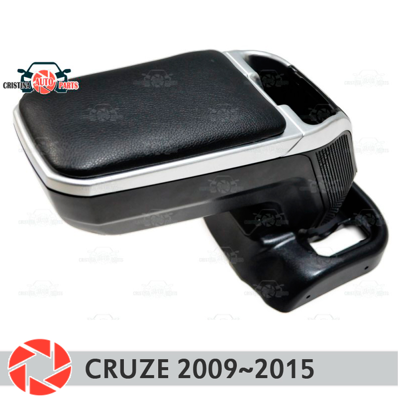 Armrest for Chevrolet Cruze 2009~2015 car arm rest central console leather storage box ashtray accessories car styling m2 universal armrest car arm rest central console leather storage box ashtray accessories car styling