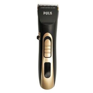 Image 2 - PULIS Universal eléctrico Clipper pelo Men Hair Trimmer recargable peinado máquina de corte para el hogar peluquería cortapelos profesional hombre 9150