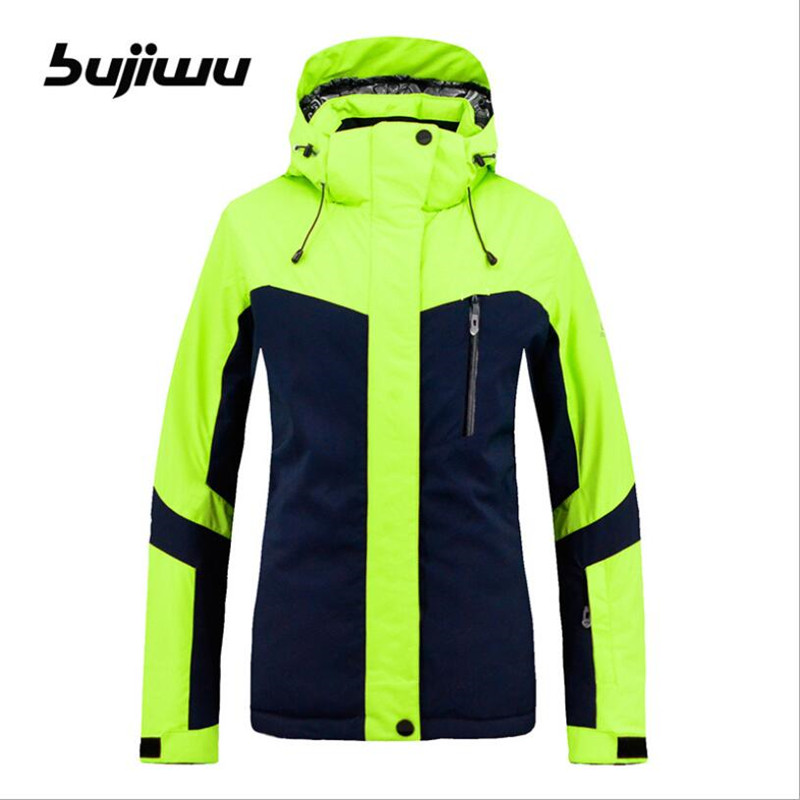 2019 Women Ski Jacket Windproof Waterproof Super Warm Skiing Snowboard Snowboard Skiing Clothing Outdoor Sport Wear Winter Coat2019 Women Ski Jacket Windproof Waterproof Super Warm Skiing Snowboard Snowboard Skiing Clothing Outdoor Sport Wear Winter Coat