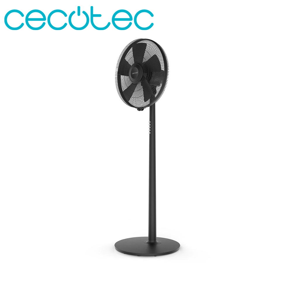Cecotec Standing Fan ForceSilence 550 Smart
