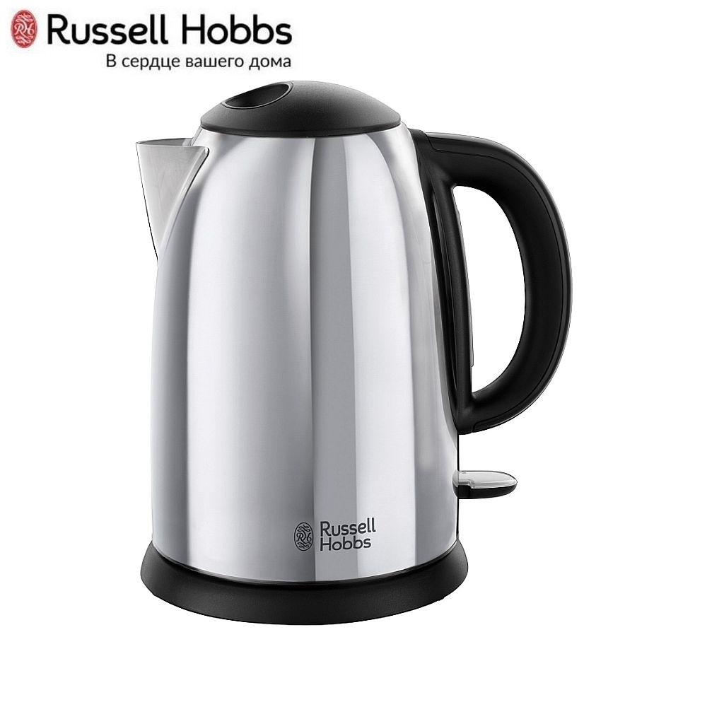 Electric Kettle Russell Hobbs 23930-70 Kettle Electric Electric kettles home kitchen appliances kettle make tea Thermo цена