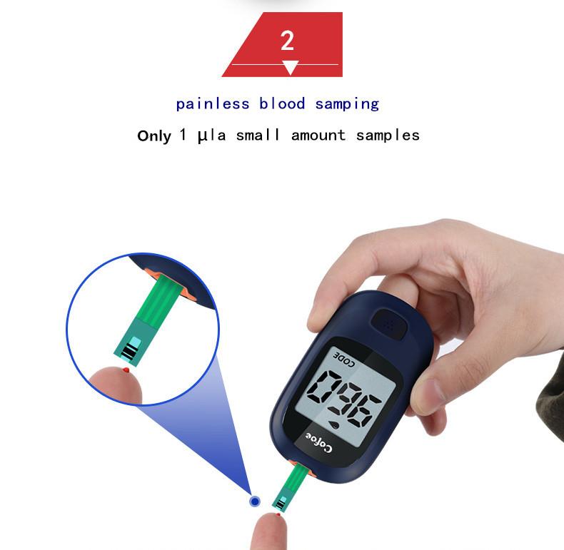 جهاز لمراقبة وقياس السكري في الدم 4