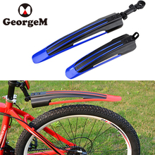 Cycling Fender MTB Mountain Road Bike Mudguard For Riding Bike Front Rear Fender Bicycle Accessories Swallowtail Fender