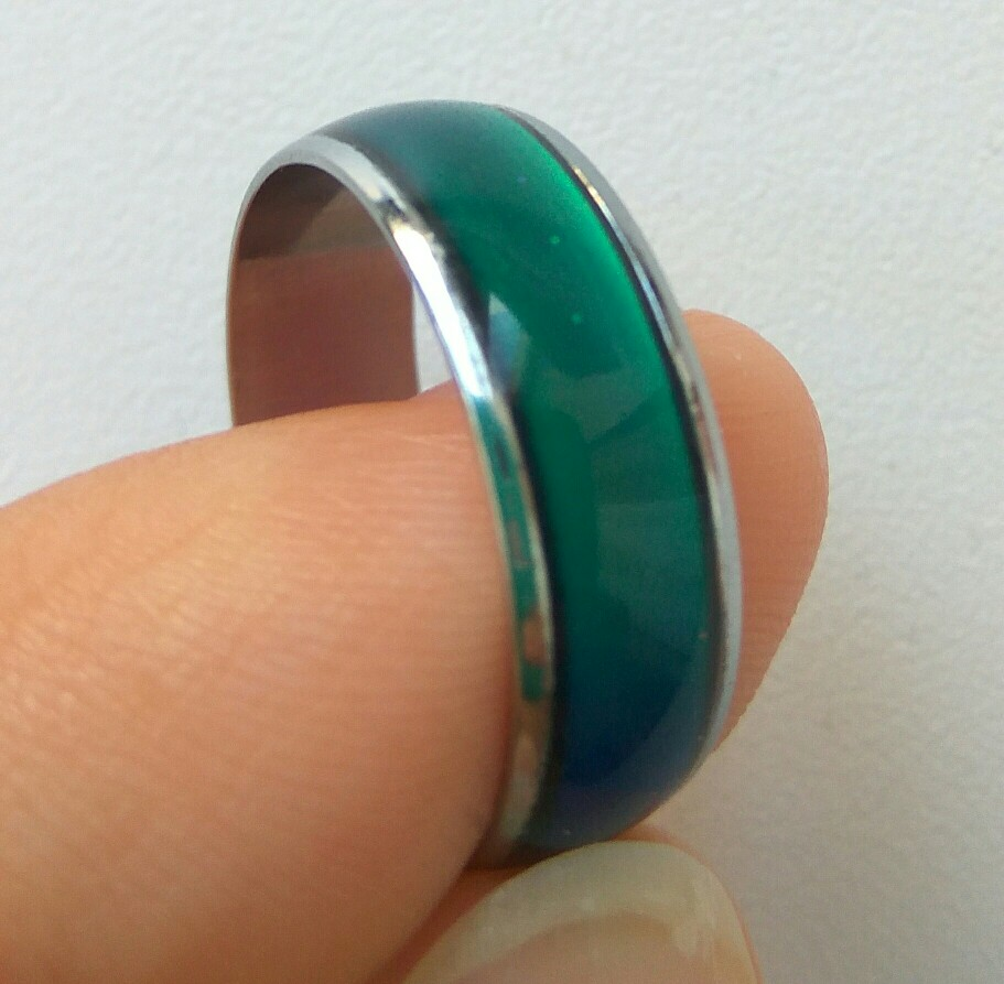 Color Changing Mood Ring - Buy 1 Get 1 Promo!!! photo review