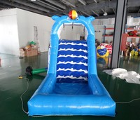 Inflatable water slides inflatable water park water for sale