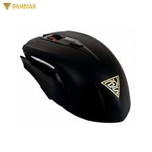 Лазерная игровая мышь GAMDIAS HADES Лазерный черный ПК ESPORTS FPS MOBA