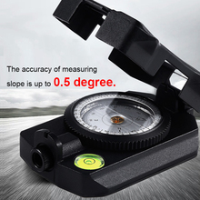 Eyeskey Navigation Lluminum Alloy Multifunction Compass Handheld Professional Hunting Camping Geological Pocket Compass harbin slim line pocket transit h dql 2a dql 2a dql2a geological compass