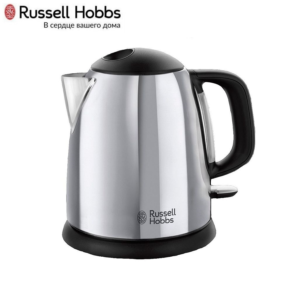 Electric Kettle Russell Hobbs 24990-70 Kettle Electric Electric kettles home kitchen appliances kettle make tea Thermo цена