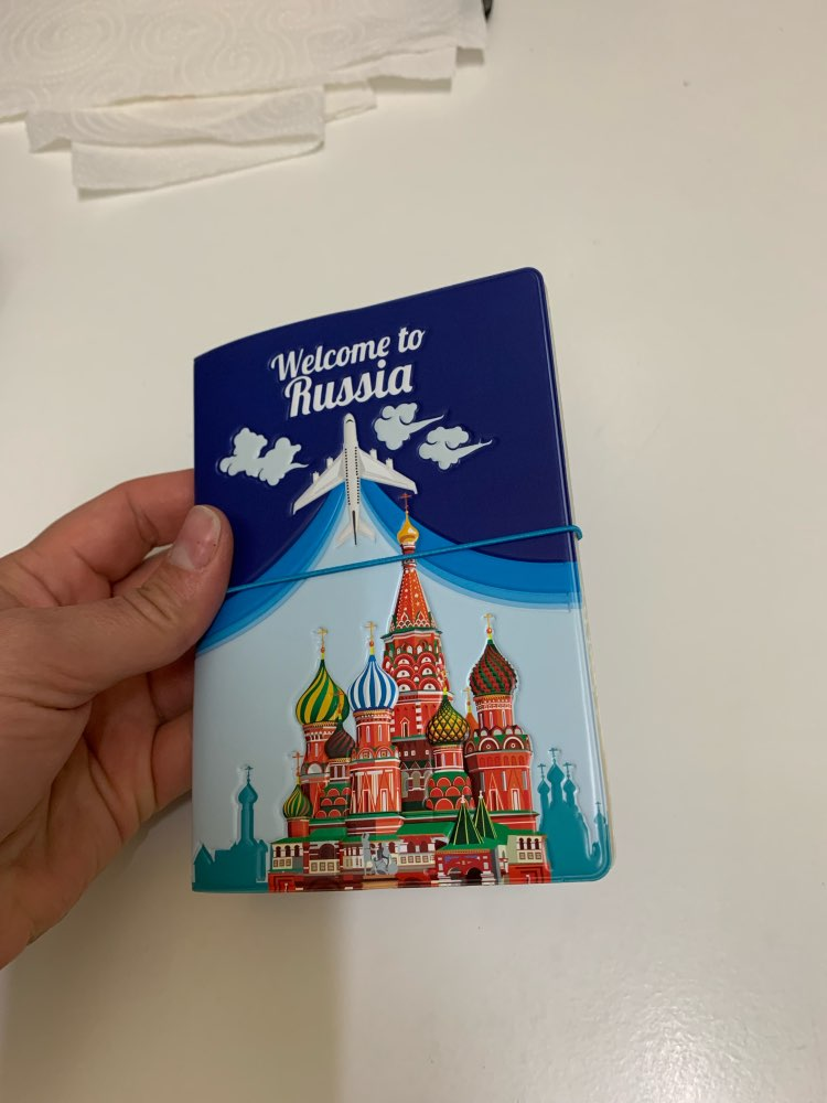2019 newest popular cartoon Cool passport holders, PVC Leather men and women children travel passport cover 14*9.6cm photo review