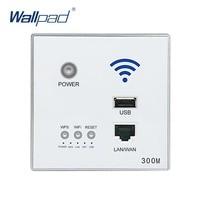 Hot Sales UK White WIFI USB Charging 4G 3G WiFi Socket USB Socket Wall Embedded Wireless
