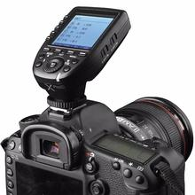 Godox Xpro-C TTL Wireless Flash Trigger for Canon,Transmitter with 1/8000s HSS TTL-Convert-Manual Function for Canon Camera цены онлайн