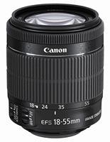 White Box Canon 18 55 Lens EF S 18 55mm f/3.5 5.6 IS STM Lens For 800D 80D 1300D 1200D 650D 550D 70D 4000D 3000D