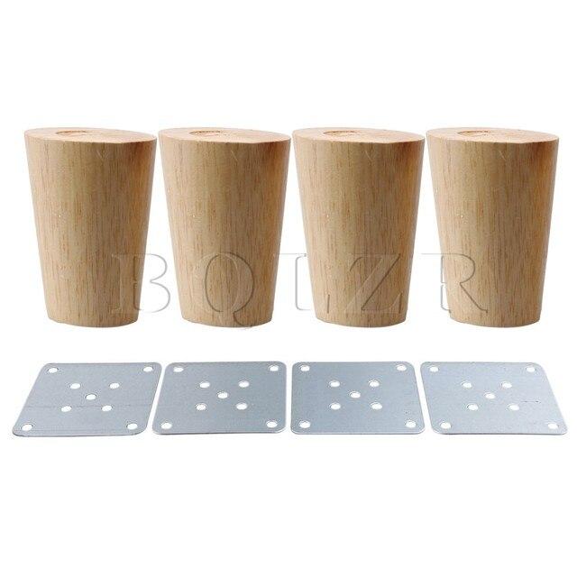 Bqlzr 80x58x38mm Kegel Holz Material Sofa Stuhl Bett Schrank Tee