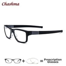 Sport Myopia Ready Glasses Men Anti Blue Light Eyeglasses Prescription Computer Working Style TR90 Multifocal Lens