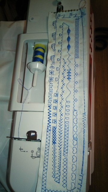 Sewing machine VLK Napoli 2850